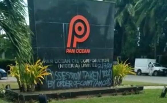 AMCON takes over oil magnate Festus Fadeyi's Pan Ocean assets over N240 billion debt (video)
