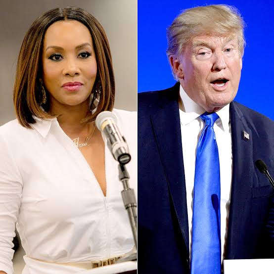 'He had no business getting into politics, Black Lives Matter is going to be his demise' - Hollywood actress Vivica Fox slams Donald Trump
