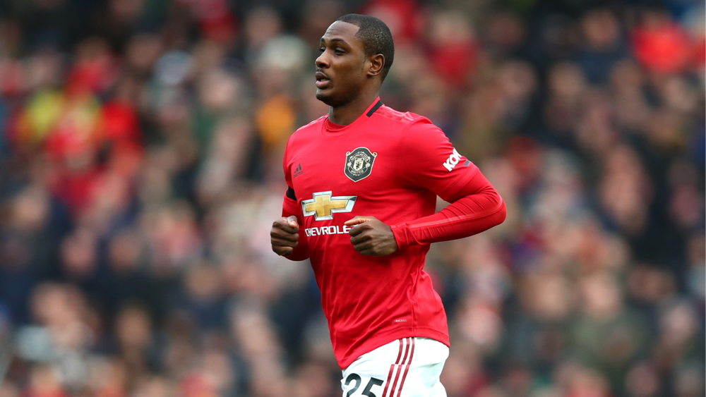Odion Ighalo nominated for his second Manchester United award since joining club