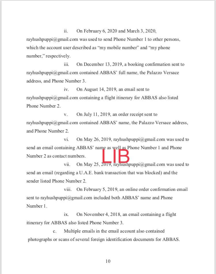 Hushpuppi and co-conspirators accused of stealing over $16m. See charge sheet which captured detailed conversation with his alleged gang members after each hit lindaikejisblog 12