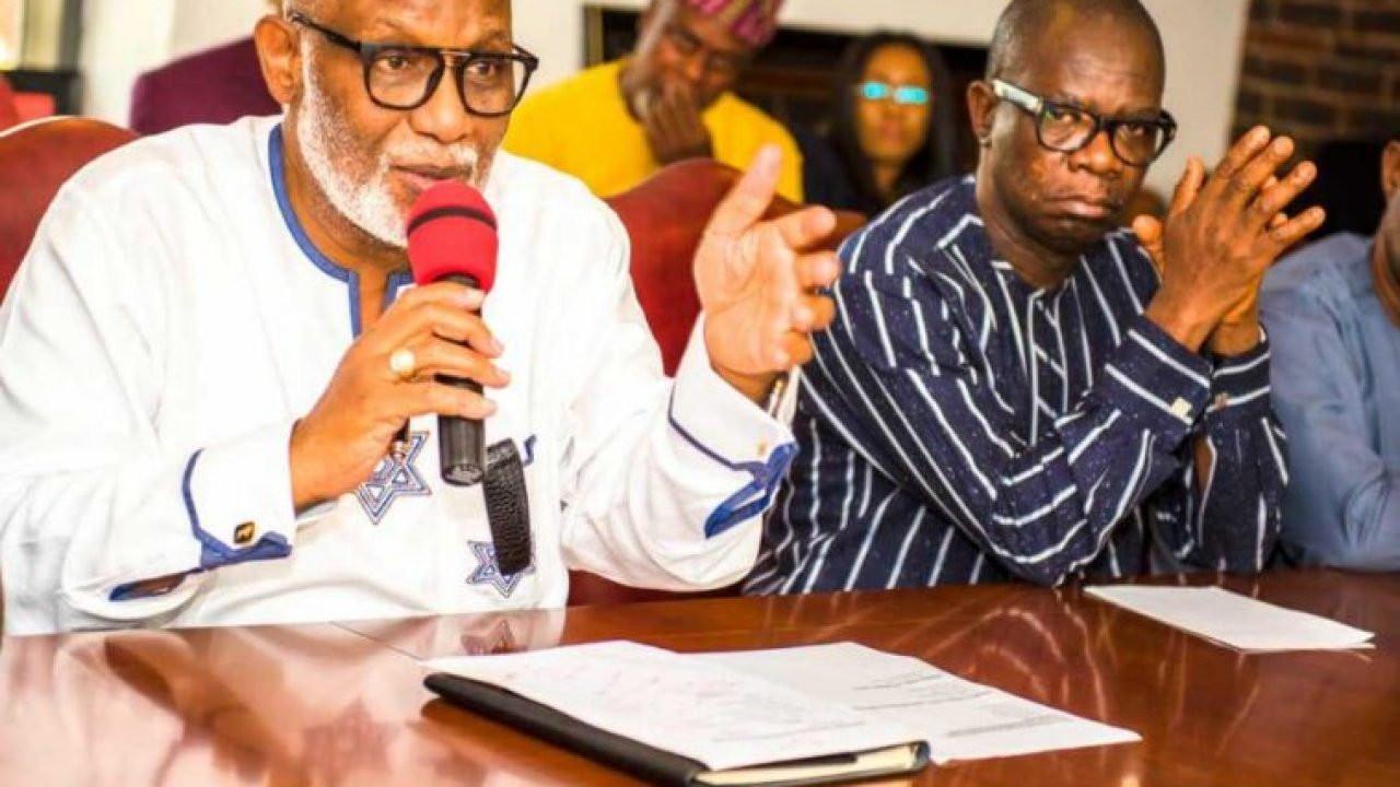 Hand over to me, you are incapacitated - Ondo Deputy Governor tells Akeredolu lindakejisblog