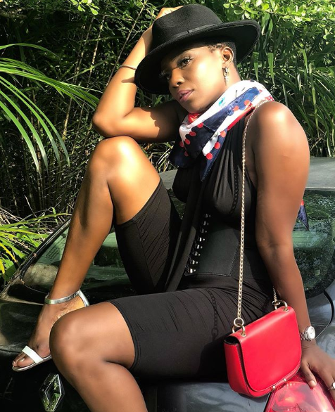 Actress Ada Karl laments over not being to login to a website because she is in Nigeria lindaikejisblog