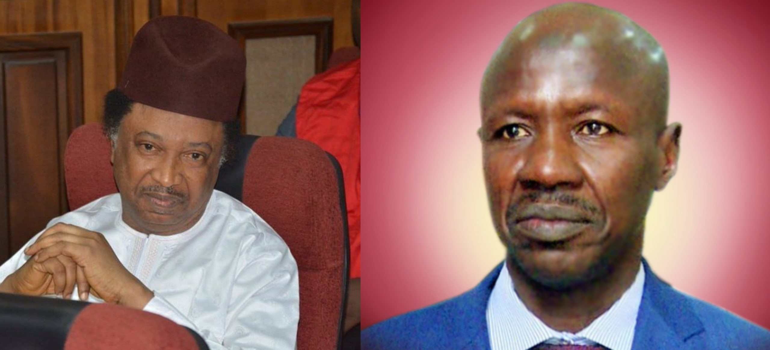 EFCC is being ran by an inside cult called 'the Magu Boys' or 'the Chairman Squad' - Shehu Sani lindaikejisblog