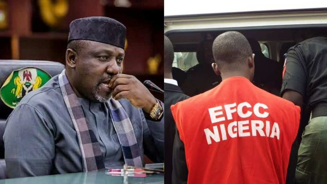 Court declines Okorochas request to stop probe by EFCC and Imo panel lindaikejisblog