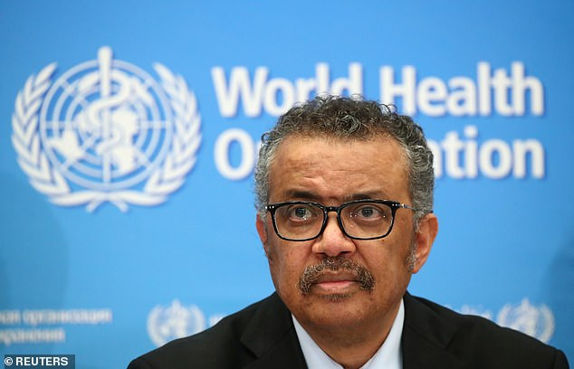 COVID-19 pandemic is 'accelerating' and 'getting worse' – World Health Organization boss warns as number of cases in the world hit nearly 12 million, All9ja