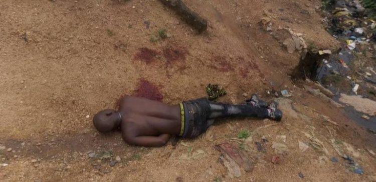 Ibadan One Million Boys gang leader, Ebila shot dead lindaikejisblog