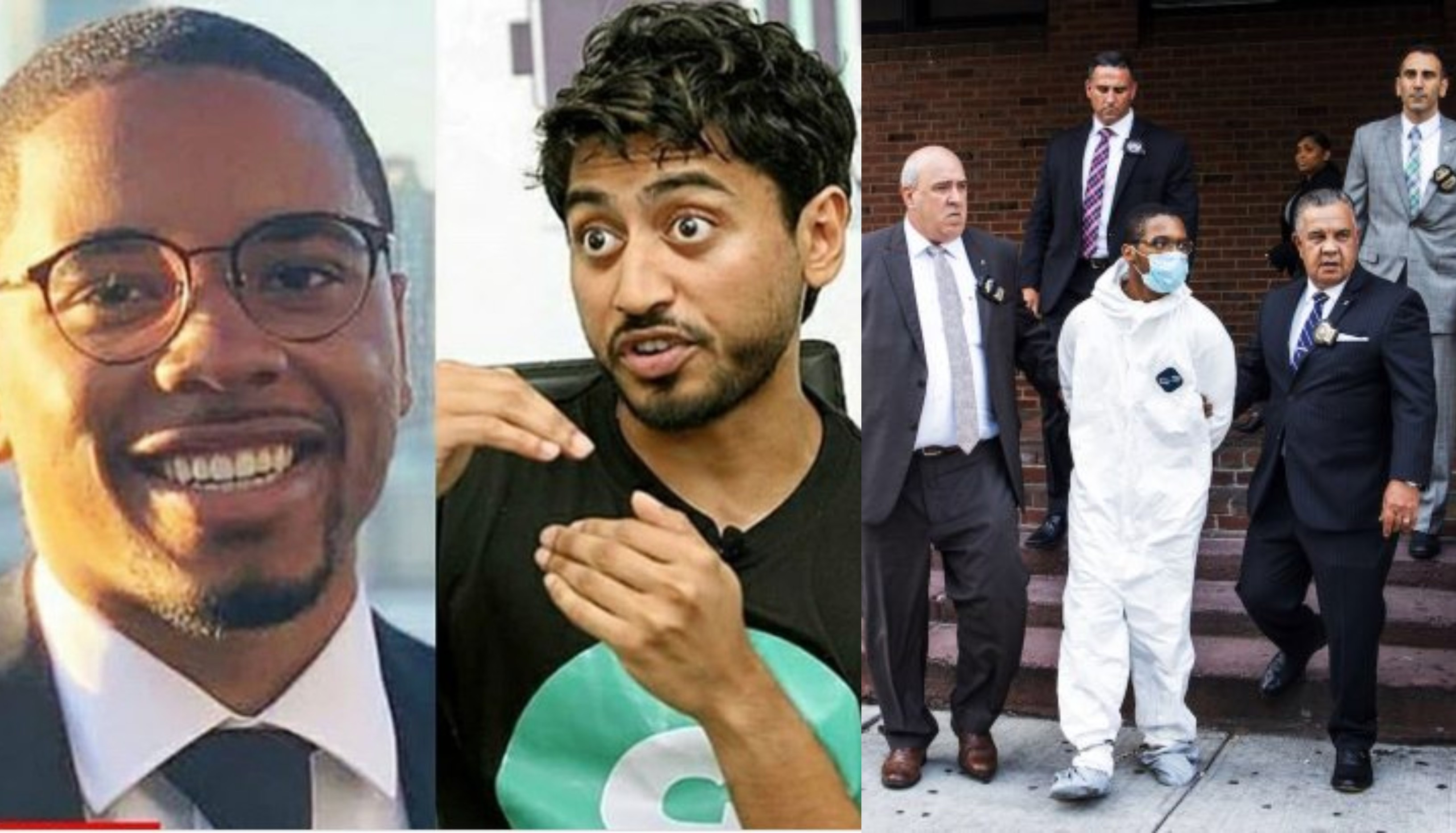 Moment Tyrese Haspil, the former personal assistant of Gokada CEO, Fahim Saleh was arrested for his gruesome murder lindaikejisblog