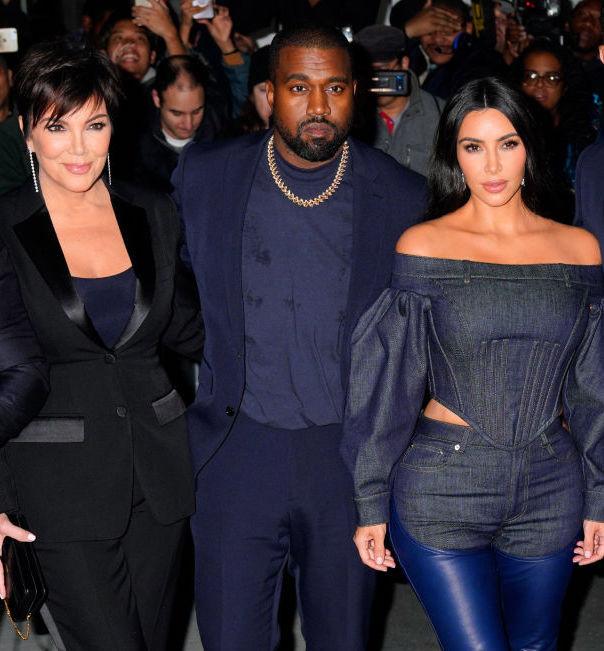 Kanye West rants on Twitter, calls out Kim Kardashian and Kris Jenner lindaikejisblog
