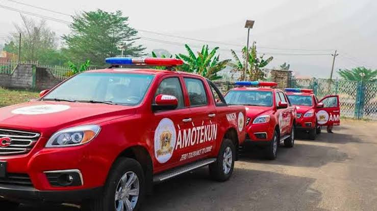 Amotekun will deploy supernatural powers to secure the lives and properties - Ekiti Commandant lindiakejisblog