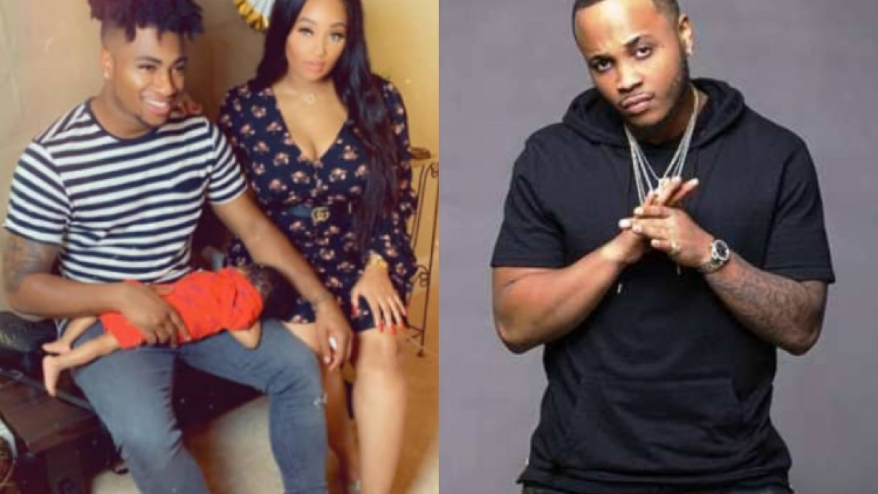 Davido's cousin, Folashade unfollows her brother Sina Rambo months after he called out her baby daddy for allegedly assaulting her lindaikejisblog