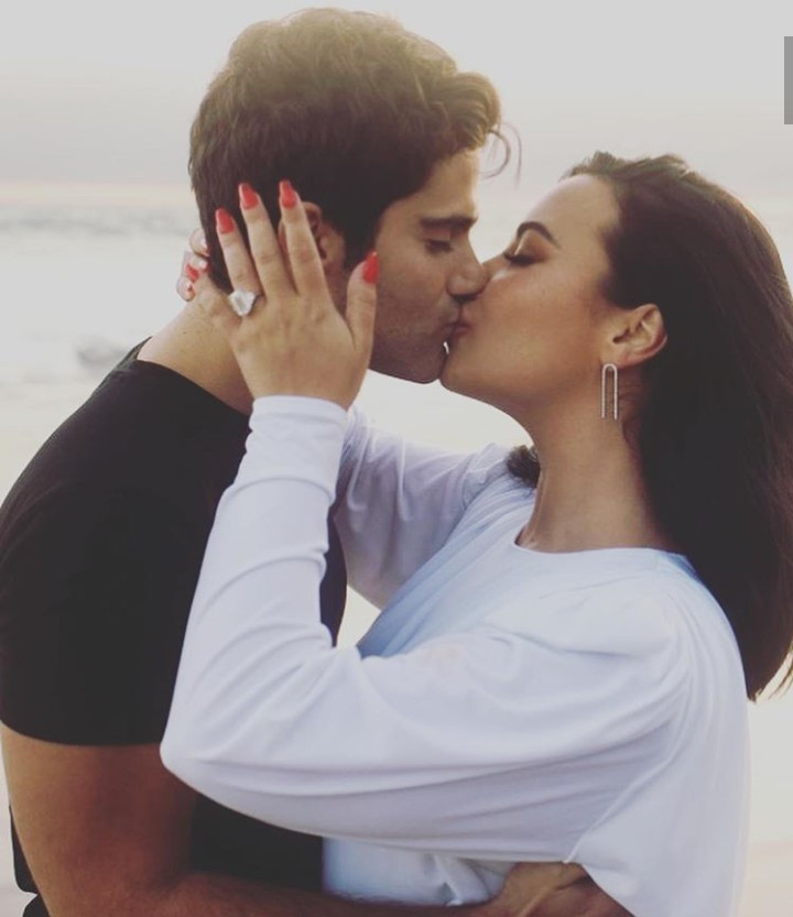 Demi Lovato announces engagement to actor Max Ehrich
