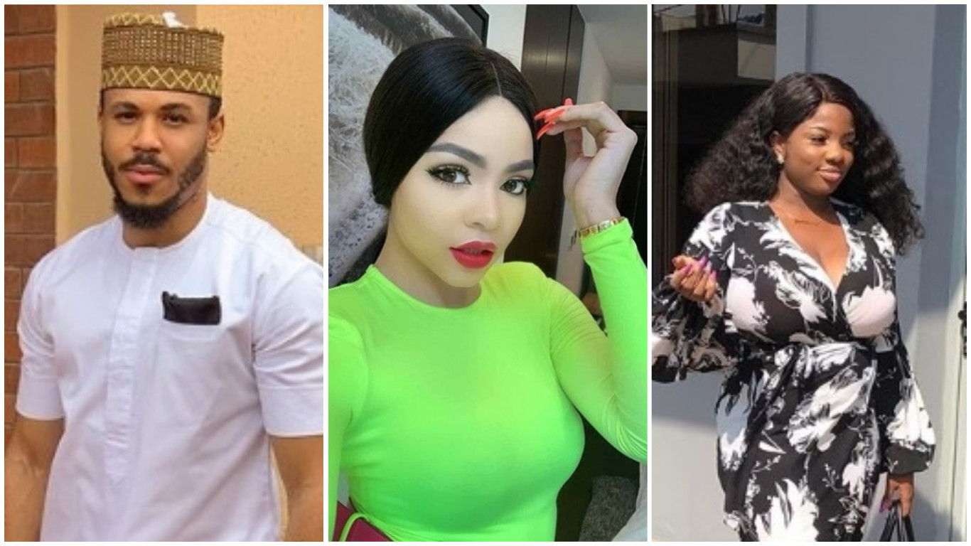 Ozo curves Nengi as Dorathy insists on removing herself from their love triangle lindaikejisblog