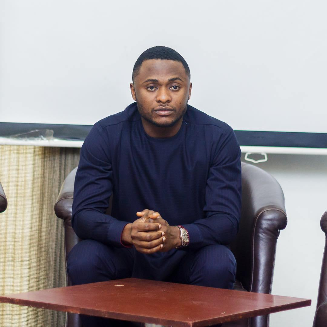 In this period everyone is a suspect not minding what your illness is - Ubi Franklin shares his experience of visiting the hospital amid the Coronavirus pandemic lindaikejisblog