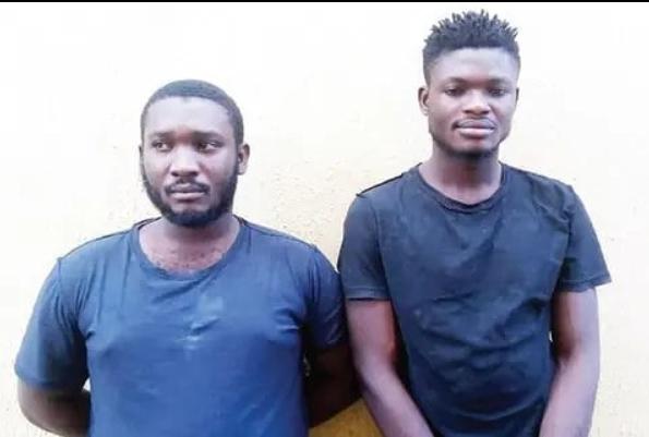 Police arrest dispatch riders for attempting to snatch vehicle lindaikejisblog