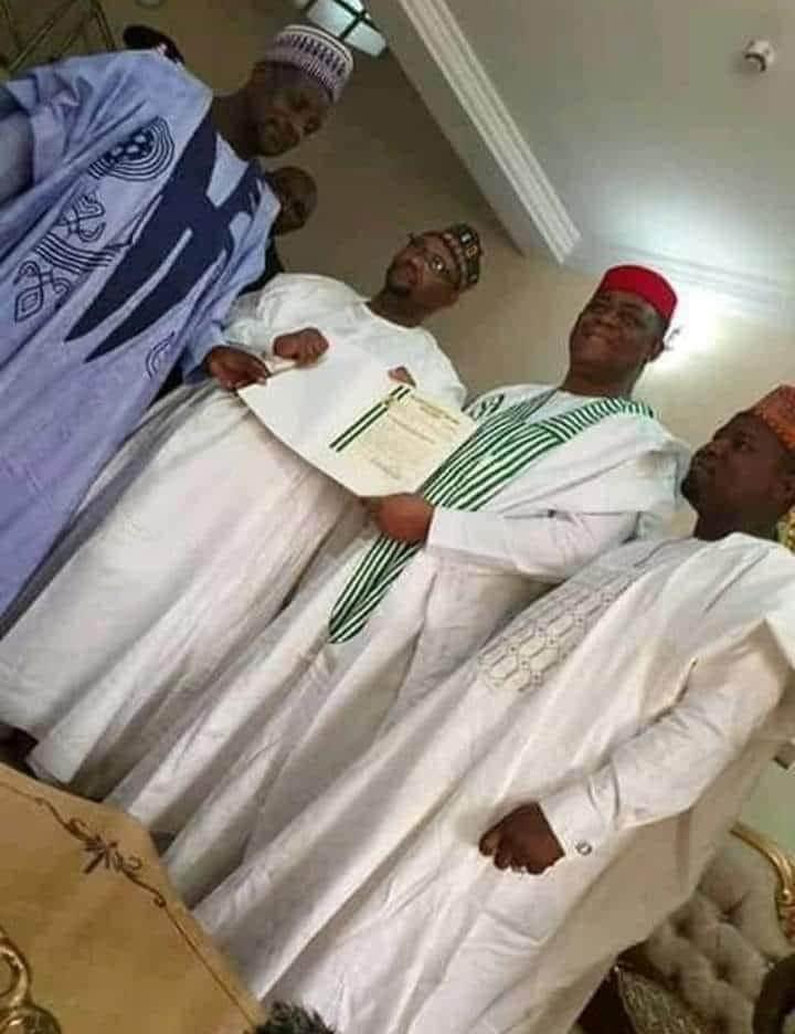 Title conferred on Fani-Kayode is irreversible - Shinkafi Emirate Council insists lindaikejisblog