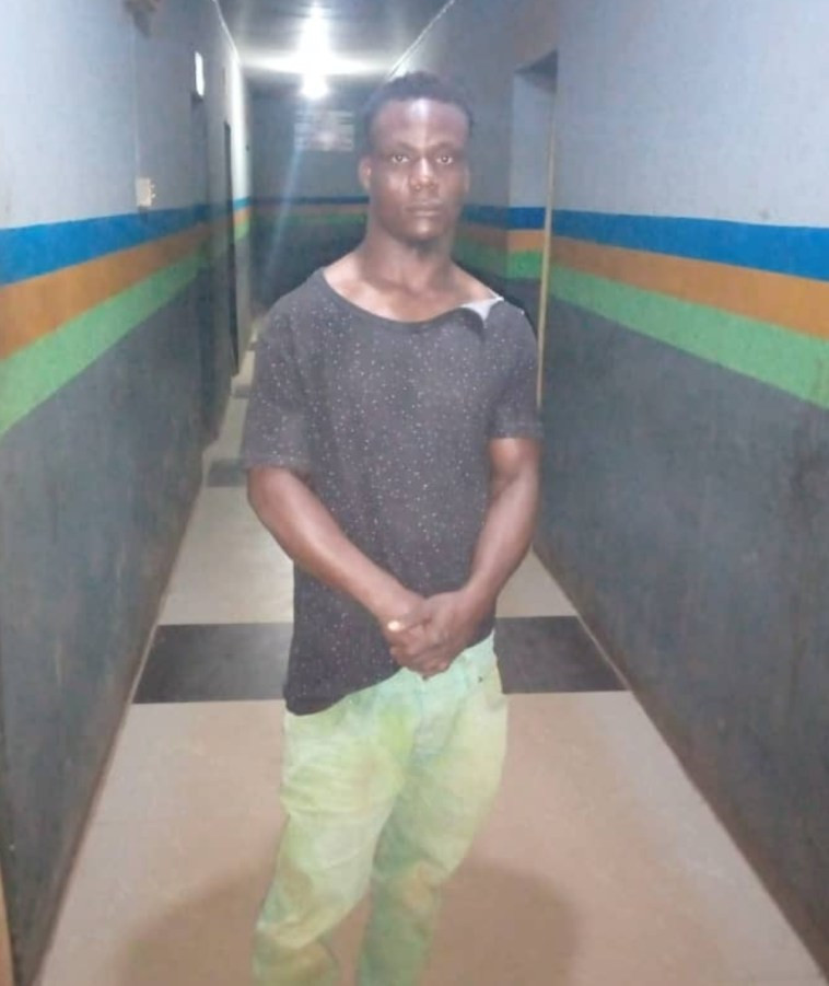 Man arrested for raping a 20-year-old girl with Down Syndrome in Ogun lindaikejisblog