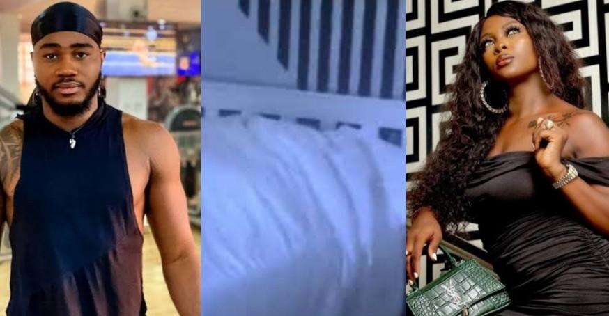 Praise and Ka3na having sex video