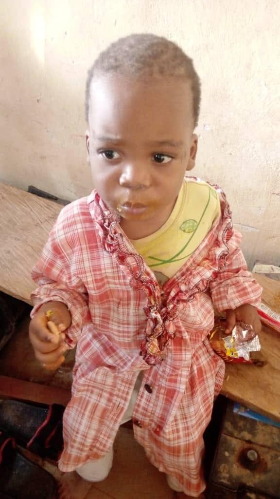 2-year-old found wandering in Anambra lindaikejisblog