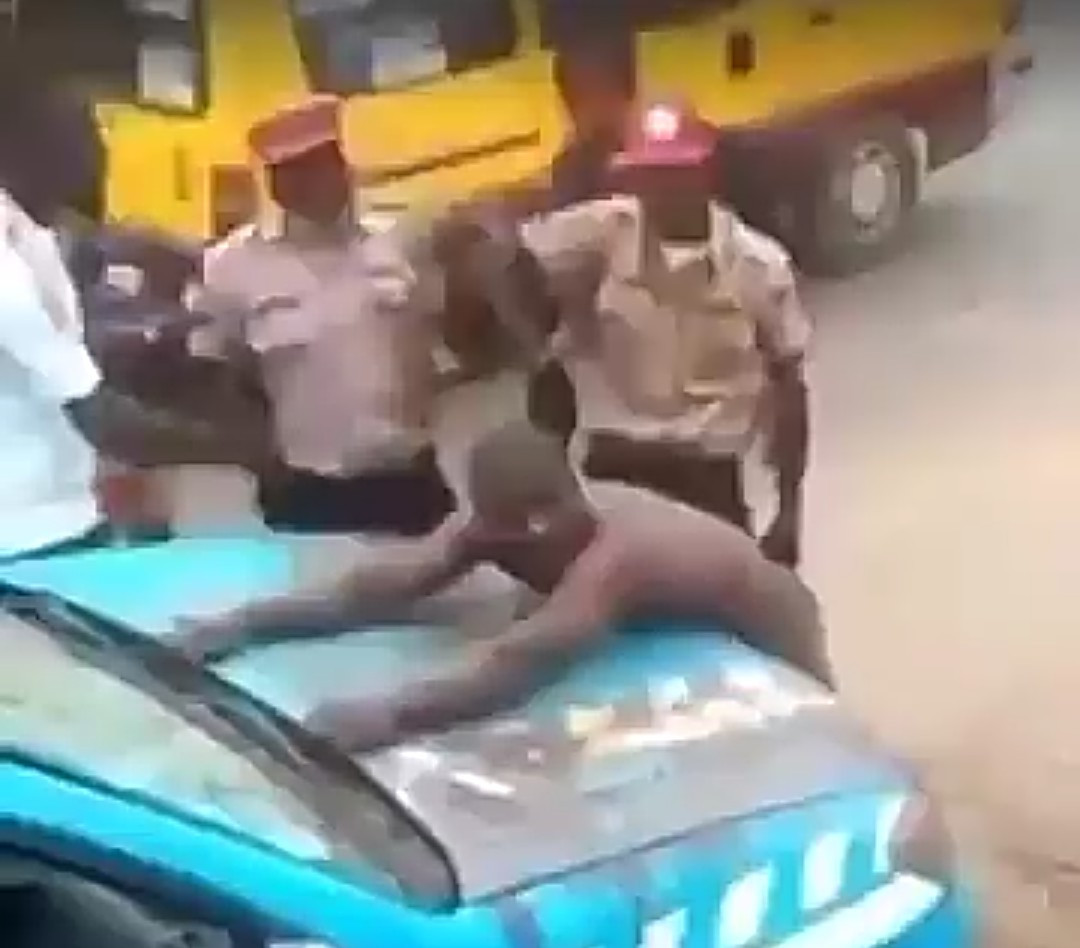 FRSC demotes officers, prosecutes naked tricycle rider who was assaulted in viral video lindaikejisblog