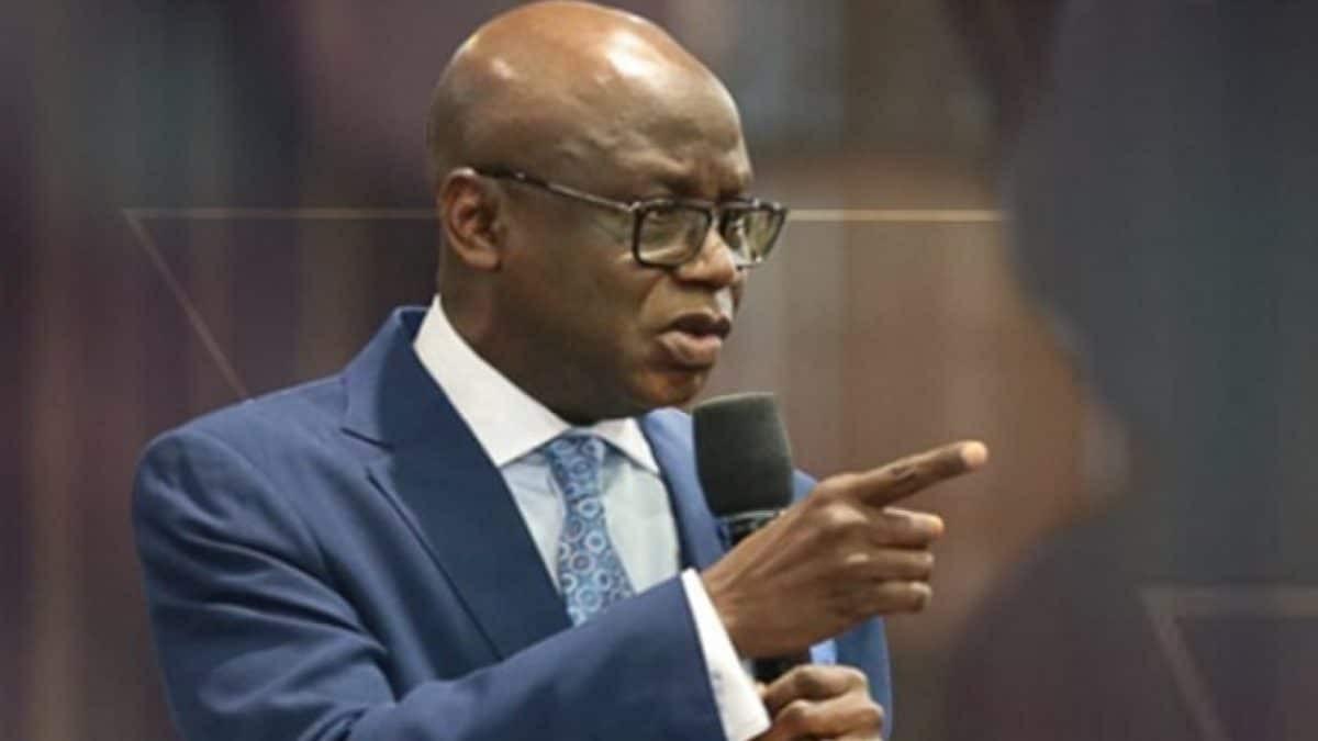 Pastor Tunde Bakare kicks against reopening of churches lindaikejisblog