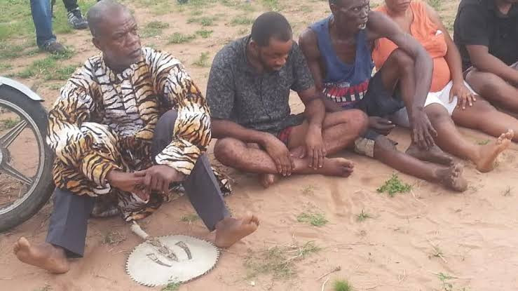 King, his cousin, a pastor and others arrested for kidnapping in Imo state lindaikejisblog