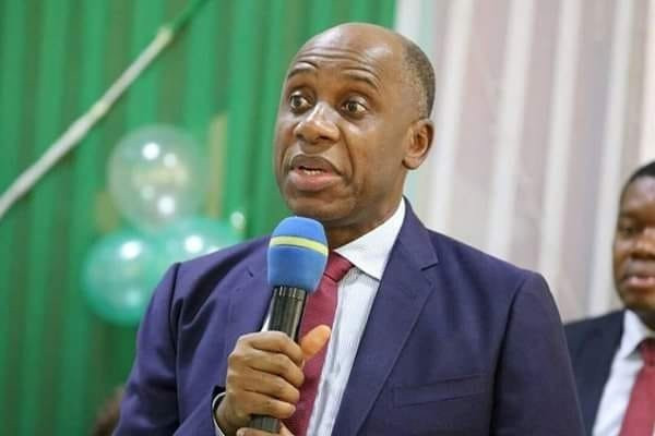 Amaechi evades question on Hong Kong being a third party in Nigeria-China loan deal lindaikejisblog