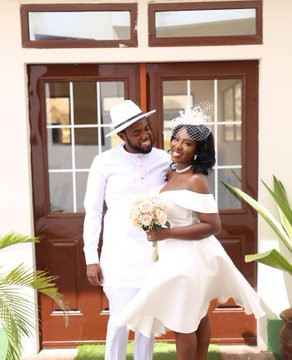 Twitter users marry 4 years after the lady opted to pay the man's groom price lindaikejisblog 4