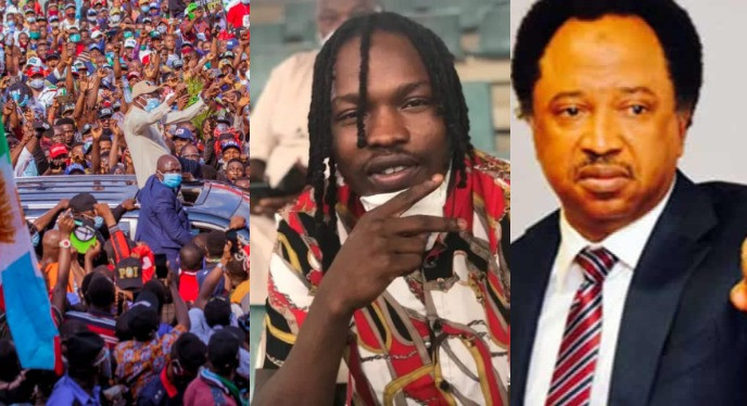 Where is Justice if Naira Marley can be tried for violating COVID-19 protocols while Edo campaign rallies go unchallenged by the law - Shehu Sani