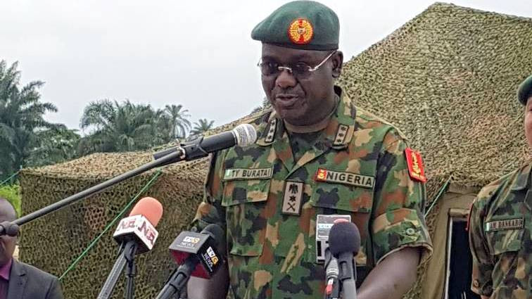 Weve pushed Boko Haram out of North-east, remaining Borno Buratai lindaikejisblog