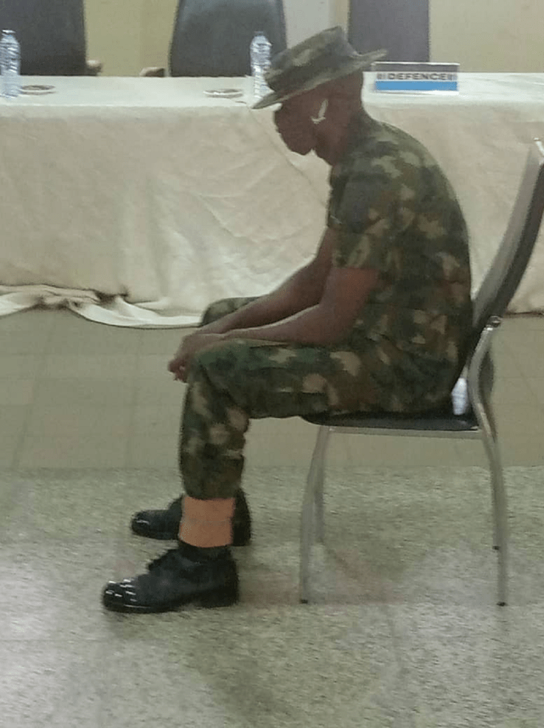 Soldier sentenced to 55 years in prison for robbing and killing WHO staff in Zamfara lindaikejisblog