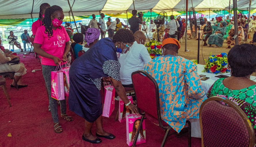 Lush Hair Participates in Lagos State LCDAs Women Assembly Program lindaikejisblog1
