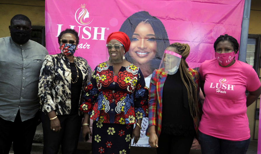 Lush Hair Participates in Lagos State LCDAs Women Assembly Program lindaikejisblog6