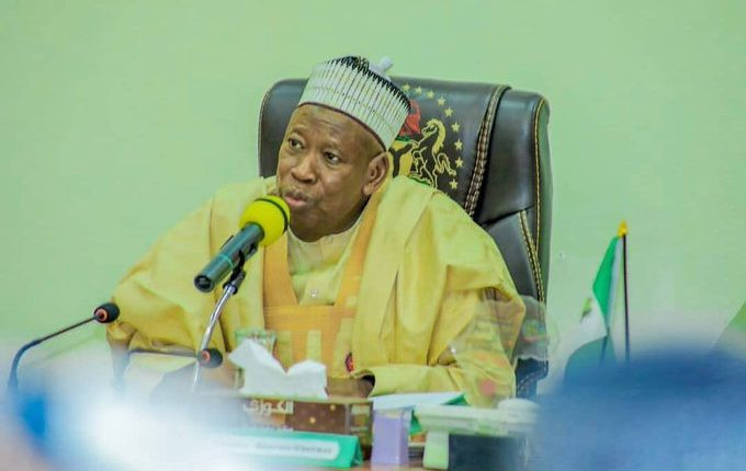 Im committed to the fight against corruption - Governor Ganduje lindaikejisblog