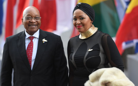 Former South African President, Jacob Zuma sued by third wife over maintenance money lindaikejisblog