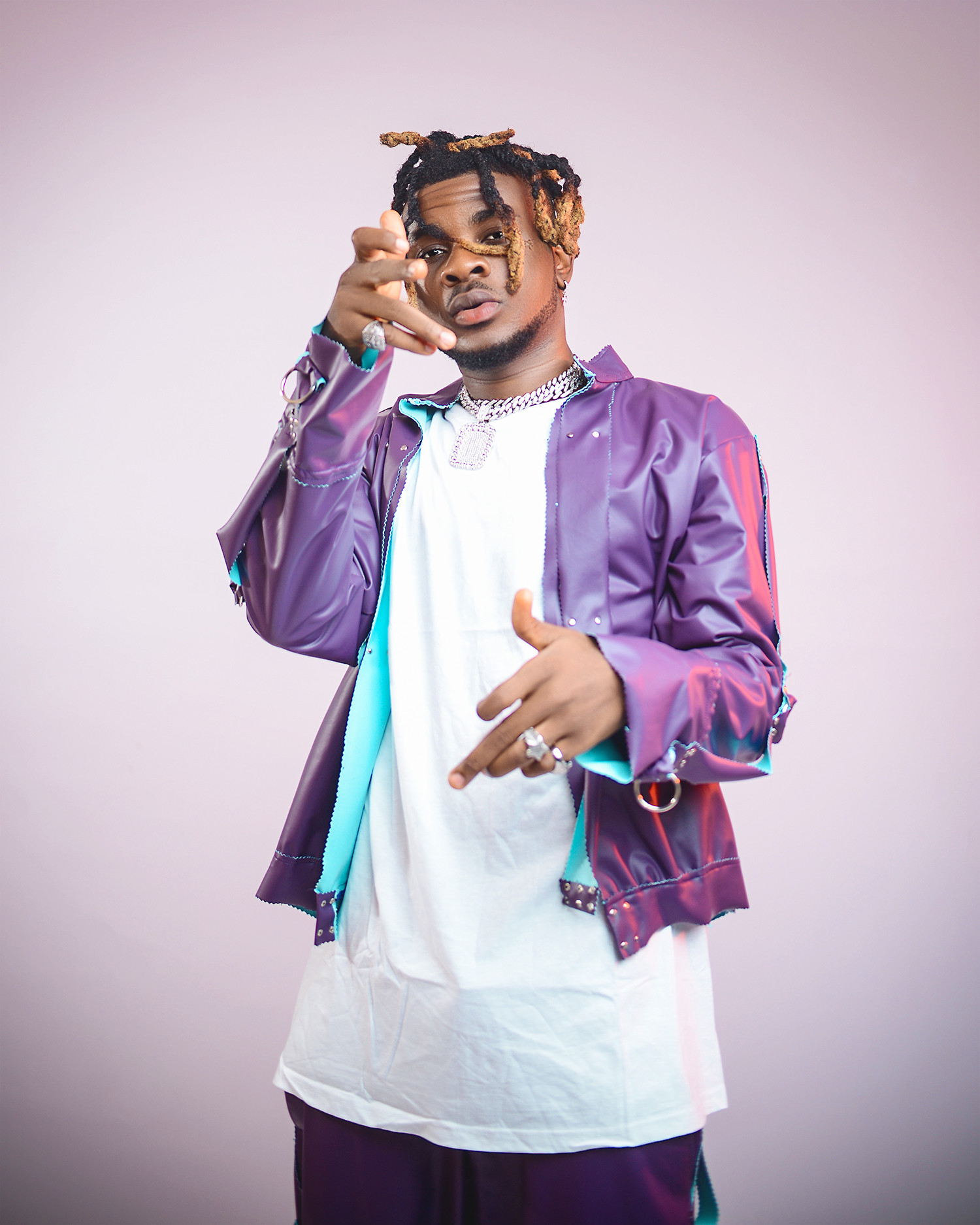 Original Fireboy NEDRO Returns Releases Some Exclusive Fresh Studio Promotional Pictures lindaikejisblog