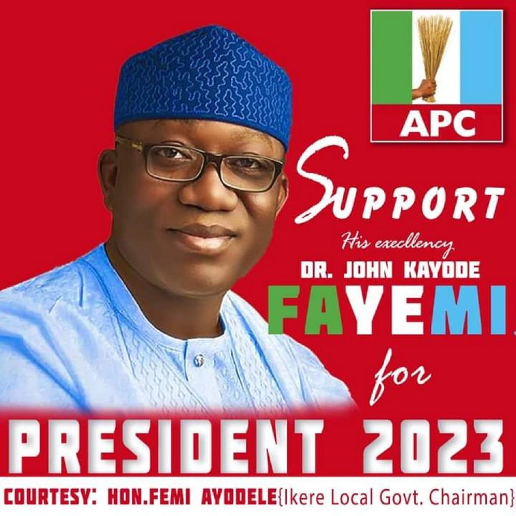 Ekiti Assembly suspends LG chairman over unauthorized presidential campaign for Governor Fayemi lindaikejisblog