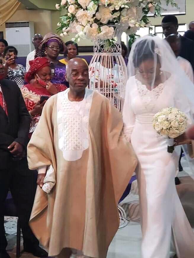 Photos from Bishop Oyedepo's daughter's wedding lindaikejisblog 1