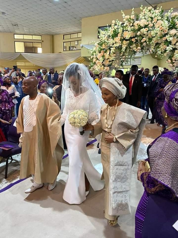 Photos from Bishop Oyedepo's daughter's wedding lindaikejisblog 3