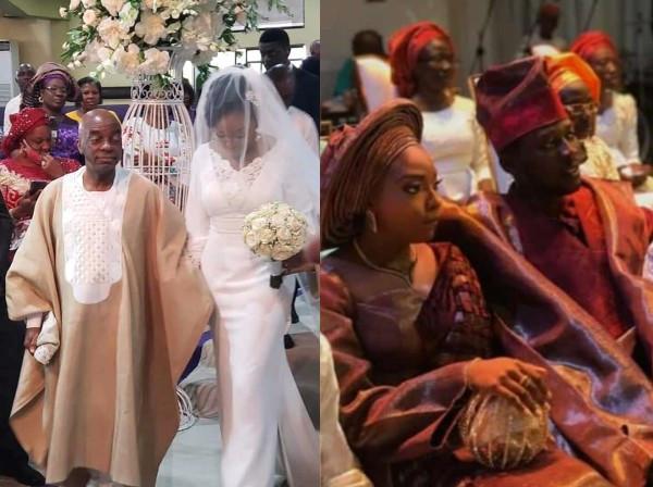 Photos from Bishop Oyedepo's daughter's wedding lindaikejisblog