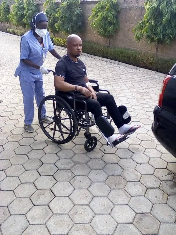 Nigerian man recounts how God woke him up while being taken to the mortuary lindaikejisblog