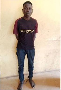 Suspected Ibadan serial killer, Sunday Shodipe narrates how he escaped from police custody lindaikejisblog