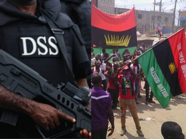 IPOB killed two of our operatives in Enugu - DSS lindaikejisblog