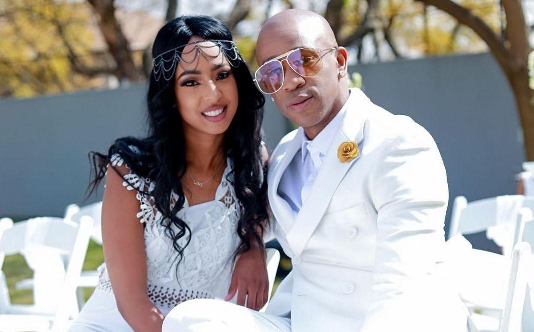 Mafikizolos Theo marries girlfriend 20 years his junior lindaikejisblog