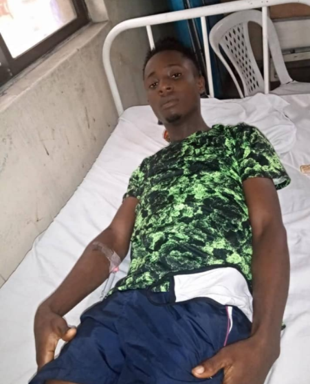 19-year-old boy allegedly shot by a policeman for impregnating a 17-year-old girl in Rivers state lindaikejisblog 2