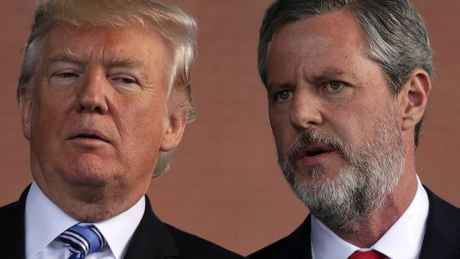 Pastor Jerry Falwell to receive $10.5 million in compensation after resigning from Liberty University and admitting his wife slept with a pool boy lindaikejisblog 3