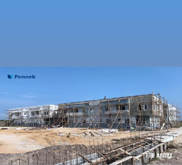 We Are Resolute on Creating Affordable Housing For All , Says Pennek Group CEO, Kennedy Nnadi lindaikejisblog8
