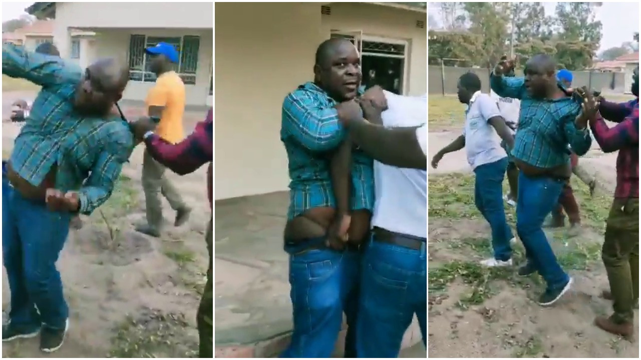 Man beaten after being caught trying to sleep with boss' wife lindaikejisblog