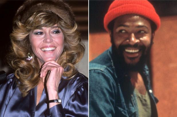 Not having sex with Marvin Gaye is a great regret - Jane Fonda lindaikejisblog 1