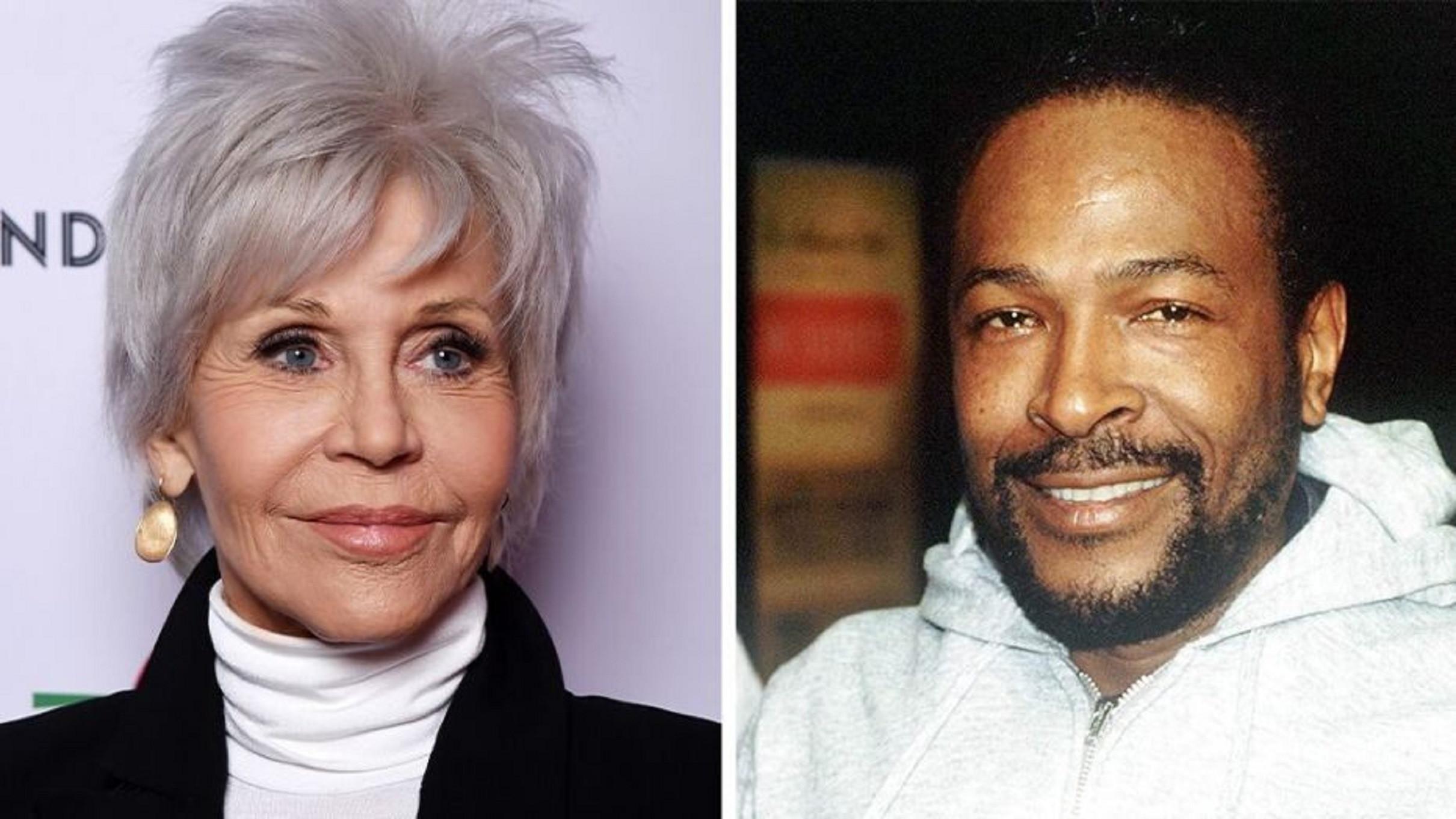 Not having sex with Marvin Gaye is a great regret - Jane Fonda lindaikejisblog