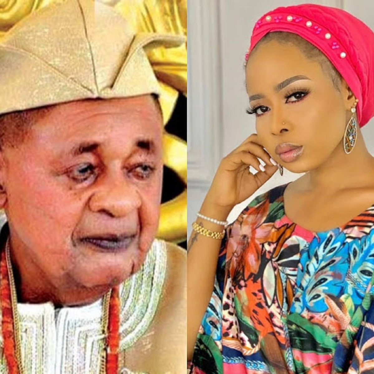 Divorce is okay, breaking up is okay - Queen Ola shares cryptic post months after her rumored split from Alaafin of Oyo lindaikejisblog